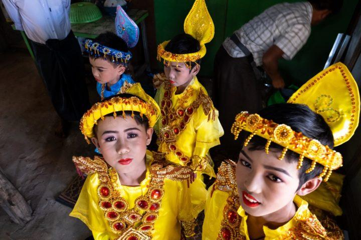 La festa (Birmania)